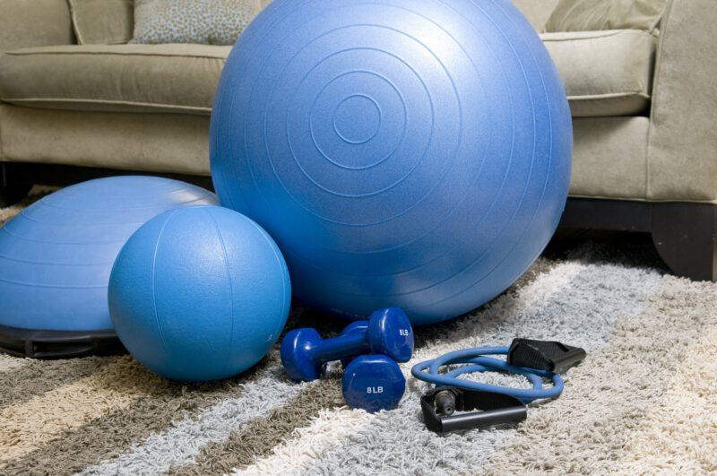 Jaki sprzęt do ćwiczeń w domu?