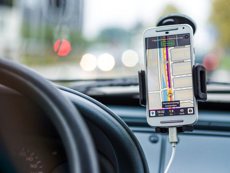 Nawigacje GPS