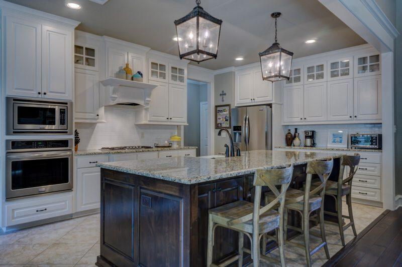 Kuchenny komfort – blaty granitowe do kuchni